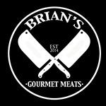 Brians Gourmet Meats Logo